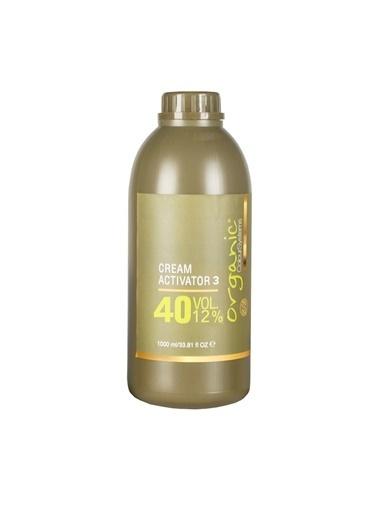 Organic Organic Colour Systems 40 Vol Aktivatör Oksidan %12 No:3 1000ml Renksiz